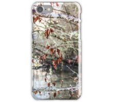 Olympia Branches  iPhone Case/Skin