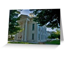 The Colusa County (CA) Courthouse Greeting Card