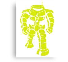 ManBot Canvas Print