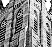 The Bell Tower. Saint Marys Church, Warwick Queensland Sticker