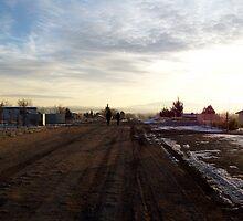 Winter Morning by OakRanger