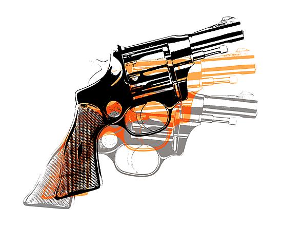 Got Yourself a Gun (Left)... by BiggStankDogg