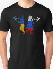 #NOWAR #небуловійни - #небыловойны  T-Shirt