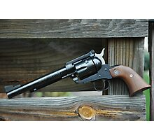 blackhawk Ruger Photographic Print