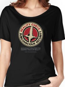 Subconscious Security Women's Relaxed Fit T-Shirt