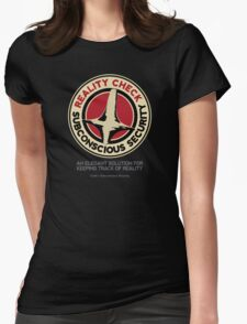 Subconscious Security Womens Fitted T-Shirt