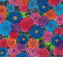 August Bouquet by HelloAngel