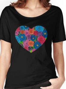 August Bouquet Women's Relaxed Fit T-Shirt