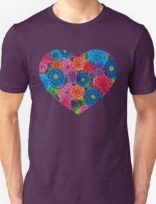 August Bouquet T-Shirt