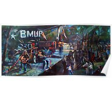 Friday night Opening BMUP Poster