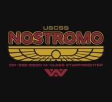 USCSS Nostromo Starfreighter by theycutthepower