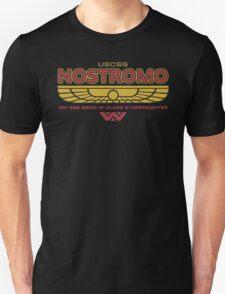 USCSS Nostromo Starfreighter T-Shirt