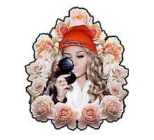 Amanda Roses Photographic Print