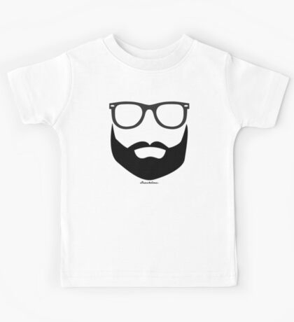 Beard time! Kids Tee