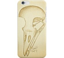 Bird Skull iPhone Case/Skin