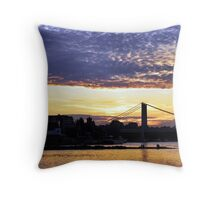 Sunny Riviera - Cologne Throw Pillow