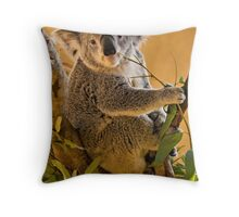 Yes??????? Throw Pillow