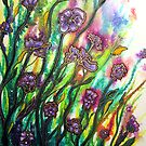 Amongst the Wildflowers by Linda Callaghan