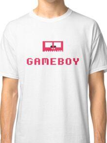Gameboy Monster Classic T-Shirt