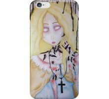 Lady of the Leeches iPhone Case/Skin