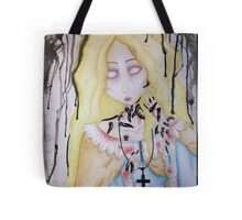 Lady of the Leeches Tote Bag
