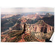 Grand Canyon, North Rim Poster
