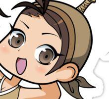 Ibuki Sticker