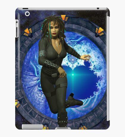 COSMIC RUNNER iPad Case/Skin