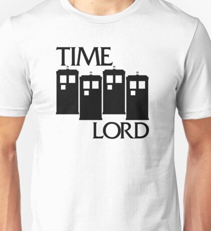 Damaged Doctor - Time Lord Unisex T-Shirt