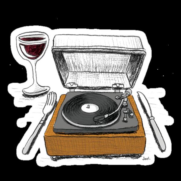 Dinner Music by Joel Tarling