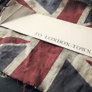 London town by SparrowSalvage