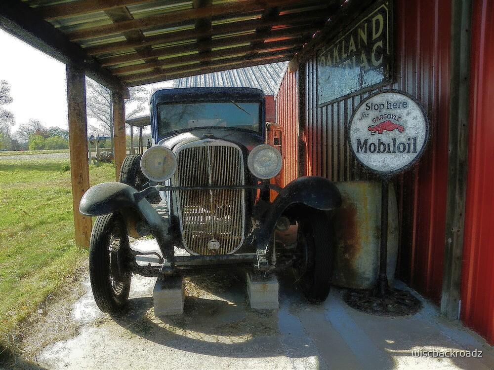 The Old Jalopy by wiscbackroadz