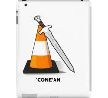 'CONE'AN iPad Case/Skin