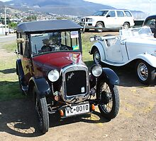 Austin 7 Tourer 1928/England Hobart Show Tasmania 2010 by PaulWJewell