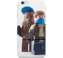 You wear the right colours or your ass gets blasted iPhone Case/Skin