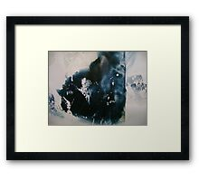 Death and the Compass Framed Print