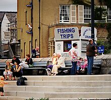 Growing old in a seaside town by nadine henley