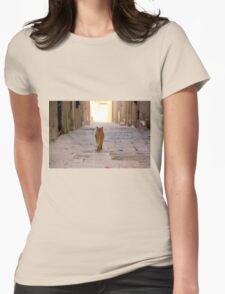 Malta 4 Womens Fitted T-Shirt