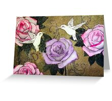 Gardenscape Greeting Card