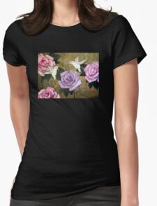 Gardenscape Womens Fitted T-Shirt