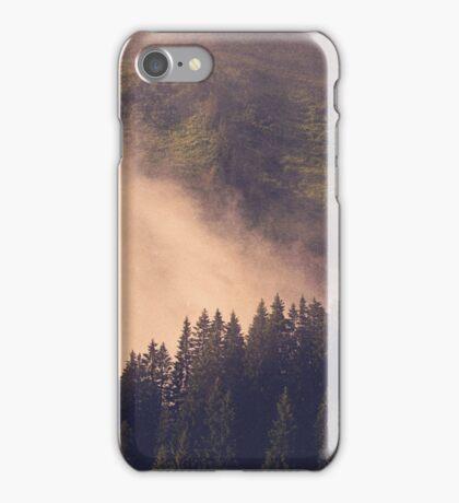 MOUNTAIN SECRET iPhone Case/Skin
