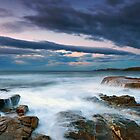 Rocky Beach Outlook by Michael Howard