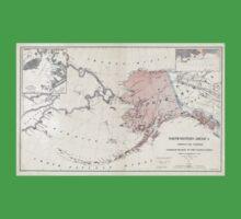 Northwestern America - Alaska - 1867 Kids Clothes
