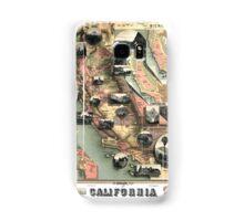 California - United States - 1888 Samsung Galaxy Case/Skin