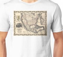 United States in 1849 Unisex T-Shirt