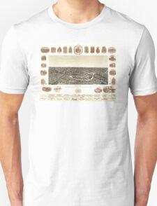 Dallas-Texas-1892 Unisex T-Shirt