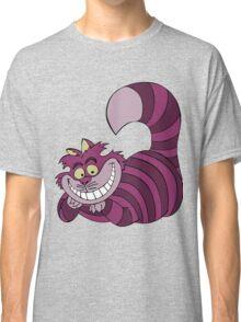 Smiling Cheshire Cat Classic T-Shirt