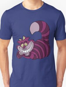 Smiling Cheshire Cat T-Shirt