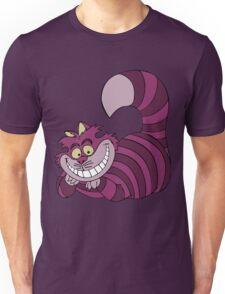 Smiling Cheshire Cat Unisex T-Shirt