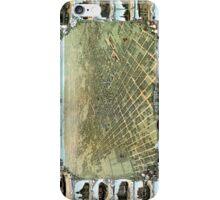 San Jose - California - 1901 iPhone Case/Skin